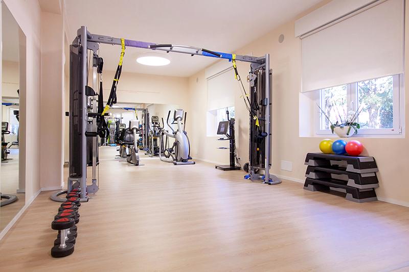 Il centro Training San Marco  a Udine