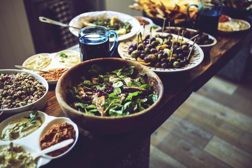 tavola-insalate